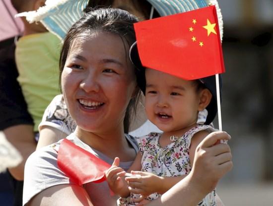 Officieel: Chinese koppels mogen tweede kind krijgen