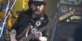 Motörhead-frontman Lemmy Kilmister overleden