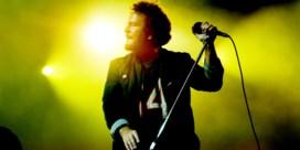 'Black' van Pearl Jam op een in De Tijdloze