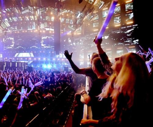 Feesten met Dimitri Vegas & Like Mike in het Sportpaleis.