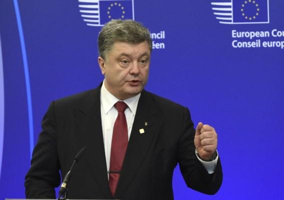 Oekraïne schort vrijhandel met Rusland op