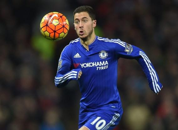 Eden Hazard wil zondag tegen Crystal Palace nul wegvegen