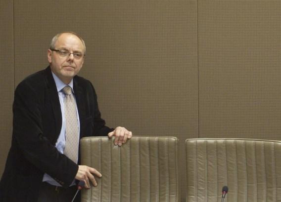 Christian Van Eyken liet zelden van zich horen in het Vlaams Parlement.