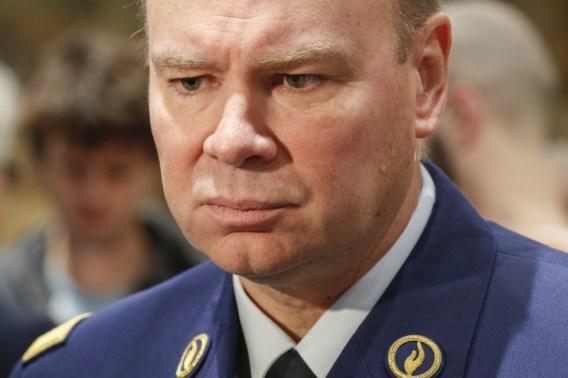 Korpschef: 'Geen orgie maar afscheidsdrink'