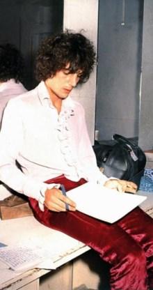 Pink Floyd-lid Syd Barrett.