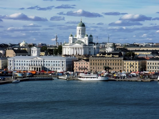In dertig minuten van Helsinki naar Tallinn