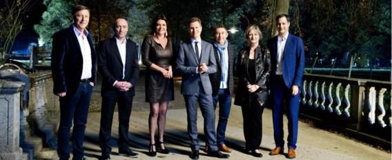 Jef Vermassen, Wouter Vandenhaute, Goedele Liekens, Rudi Vranckx, Marleen Temmerman en Alexander De Croo voorspelden vijf jaar geleden de toekomst.
