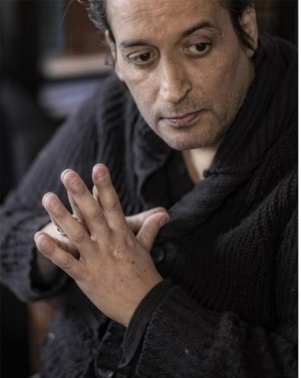 Hafid Bouazza: 'Charlie Hebdo, de aanslagen in Parijs, en nu dit weer: er zullen nog meer erge dingen gebeuren.'