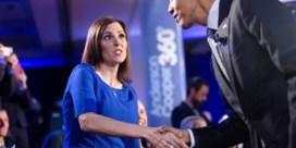 'American Sniper'-weduwe confronteert Obama: 'Wapens beschermen ons'