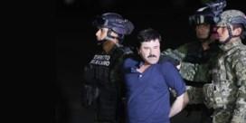 Sean Penn op tequilakransje bij El Chapo