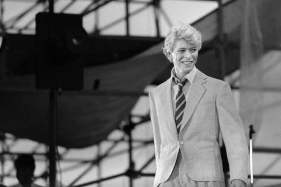 """<p>Bowie ten tijde van L'et's Dance' en de tournee Serious Moonlight.<span class=""""credit"""">afp</span></p>"""