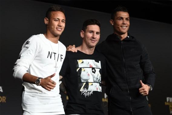 """Messi: """"Zou alle zeges op Gouden Bal meteen inruilen voor één wereldtitel"""""""