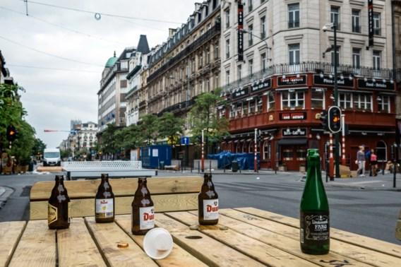 Vergunning voor definitieve voetgangerszone in centrum Brussel afgeleverd