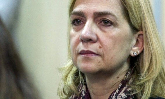 Fraudeproces tegen Spaanse prinses Cristina van start