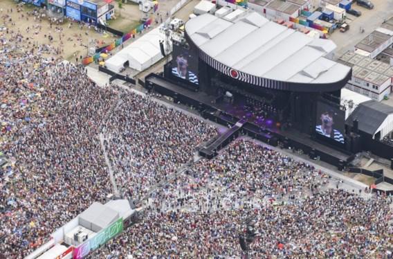 Organisatie Rock Werchter vraagt milieuvergunning aan voor de komende 20 jaar