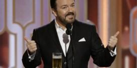 Geen beroemdheid veilig voor Ricky Gervais
