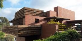 Woning Frank Lloyd Wright geveild voor het goede doel
