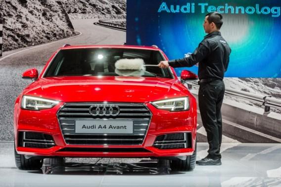 Audi bekroond voor eROT-systeem
