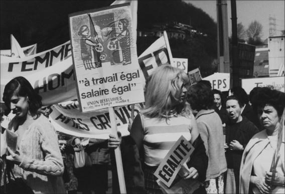 Vijftig jaar geleden begon de strijd om gelijk loon voor gelijk werk met een staking van 12 weken bij FN Herstal.