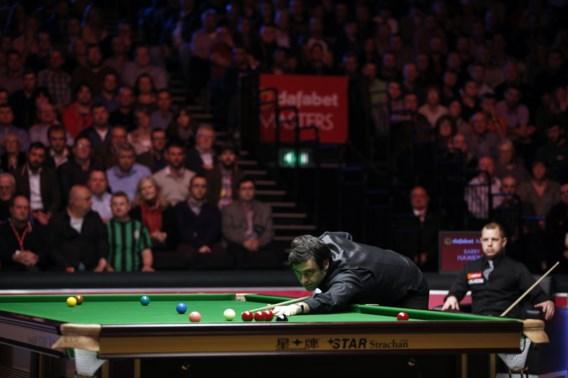 O'Sullivan na demonstratie dicht bij zesde titel op Masters snooker