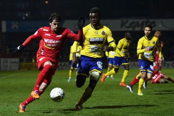 VIDEO. Oostende laat punten liggen tegen Waasland-Beveren