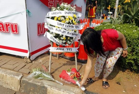 Vierde slachtoffer van aanslagen Jakarta overleden