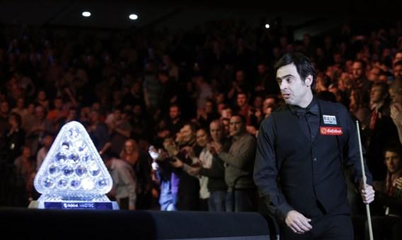 Ronnie O'Sullivan wint zesde Masters snooker na historische finale