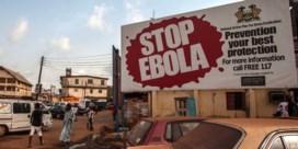Meer dan 100 mensen afgezonderd nieuwe uitbraak ebola
