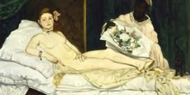 Vrouw opgepakt voor naakt poseren bij kunstwerk: 'Hypocriet'