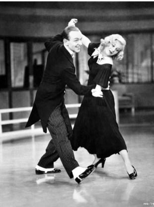Fred & Ginger biedt kinderkleding aan, maar dankt zijn naam aan het Hollywood-dansduo Fred Astaire en Ginger Rogers uit de jaren 40.
