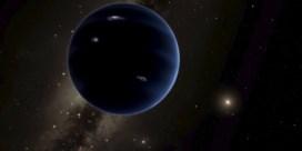 Is er dan toch nog een negende planeet?