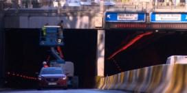 KAART. Hoe zit het nog met de Brusselse tunnels?