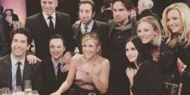 <I>Friends</I>-acteurs gaan samen op de foto