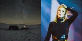 Ellie Goulding bijna verdronken in ijskoud meer