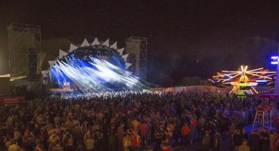 Op welk festival kun je vanuit de draaimolen het hoofdpodium zien? Feest in het Park!