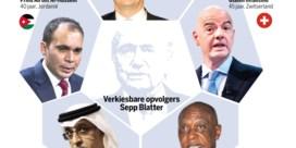 'Nieuwe Fifa-voorzitter wordt oude wijn  in een nieuwe zak'