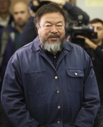 Ai Weiwei.