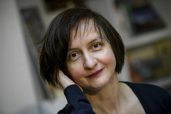 Laurence Vielle is de nieuwe Dichter des Vaderlands van België