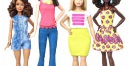 Barbie krijgt 'realistische' vriendinnen