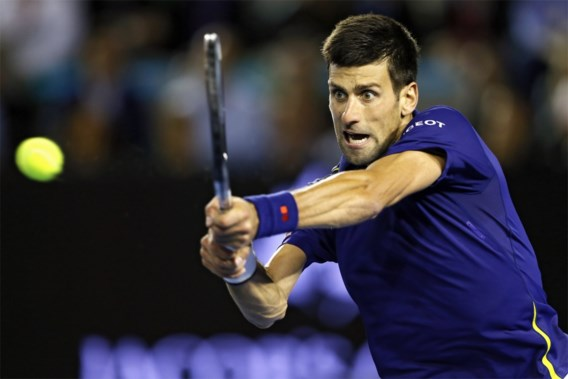 Djokovic verslaat Murray in drie sets en wint zesde Australian Open