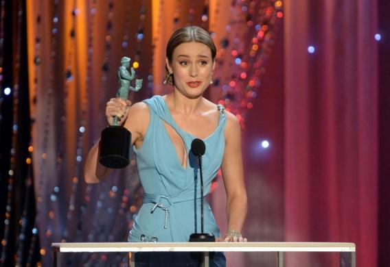 IN BEELD. De winnaars van de Screen Actors Guild filmprijzen