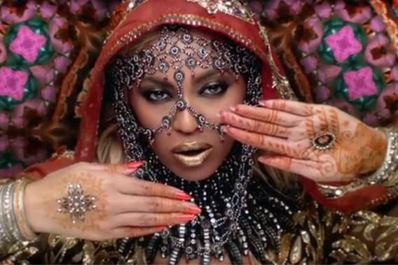 Beyoncé onder vuur door nieuwe video van Coldplay