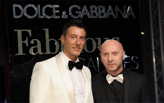Dolce & Gabbana wil brokken lijmen met holebigezinnen