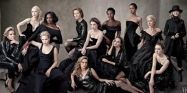 <I>Vanity Fair </I>verslikt zich in 'hyperdiverse' Hollywoodcover