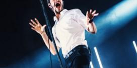 Editors annuleert opnieuw optredens door zieke zanger