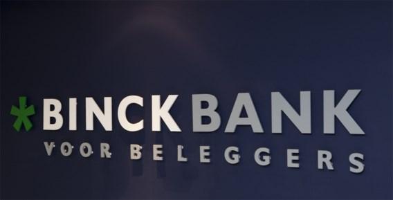 BinckBank ziet terugval transacties door speculatietaks