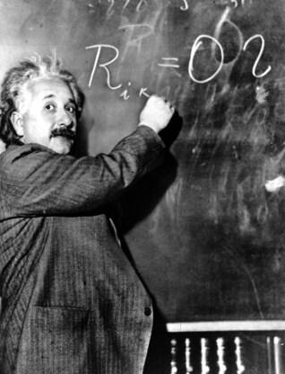 Einsteins zwaartekrachtgolven zouden zijn gespot