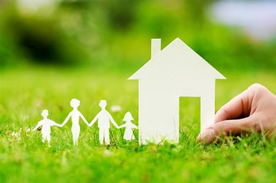 Drie keer meer Vlamingen schenken huis