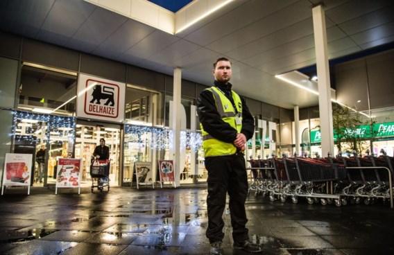Eind vorig jaar haalden de winkels in het Brusselse extra veiligheidspersoneel in huis.