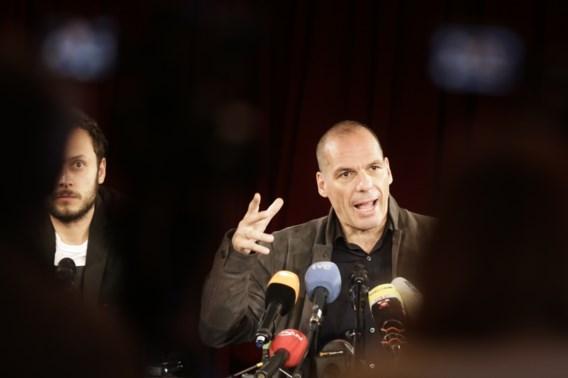 Varoufakis: 'Stop snelle desintegratie Europa'
